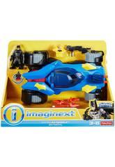 Imaginext Batmobile Deluxe Mattel DHT64