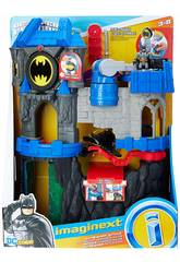 Imaginext Batcueva de Wayne Manor Mattel FMX63