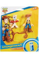 Imaginext Toy Story 4 Basisfiguren Mattel GBG89