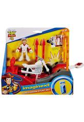 Imaginext Toy Story 4 Duke Caboom Superacrobacias Mattel GBG71