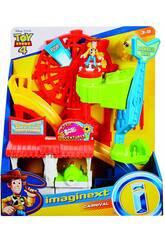Imaginext Toy Story 4 On Va Aller à La Foire Mattel GBG66