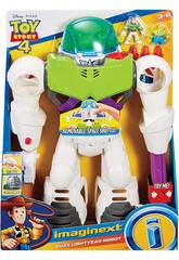 Imaginext Toy Story 4 Robot Buzz Lightyear Mattel GBG65