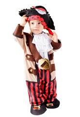 Kostüm Baby Pirat Größe 18-20 Monate