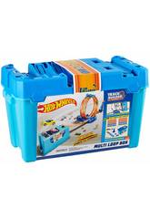 Hot Wheels Caja Multiloopings Mattel FLK90