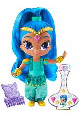 Shimmer and Shine Boneca Shine 15 cm. Mattel DLH57