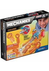 Geomag Mechanics Challenge Cannone Magnetico 95 Pezzi