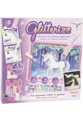 Glitterizz Set Licorne Phosphorescente Toy Partner 23014
