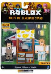 Roblox Game Pack Celebrity 2 Figurines avec des Accesoires