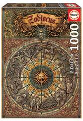 Puzzle 1.000 Zodíaco Educa 17996