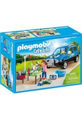 Playmobil Voiture Toilettage de Chiens 9278
