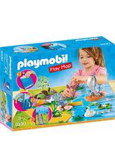 Playmobil Fairies Play Map Il lago delle Fate 9330