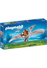 Playmobil Enano con Máquina Voladora 9342