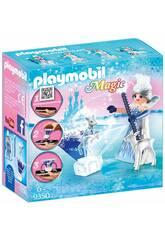 Playmobil Princesa Cristal de Gelo Playmogram 3D 9350