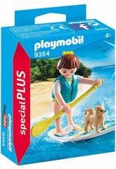 Playmobil Paddle Surf 9354
