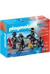 Playmobil Equipa das Forças Especiais 9365