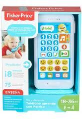 Fisher Price Telefon Lerne Mit Hündchen Mattel FPR17