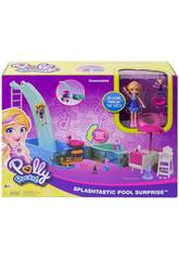 Polly Pocket Superpool von Polly Mattel FTP75