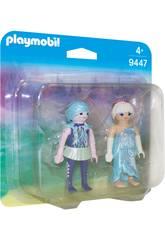 Playmobil Fadas dol Inverno 9447