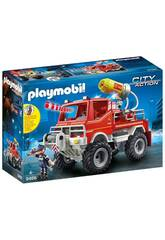 Playmobil Todo-o-terreno 9466