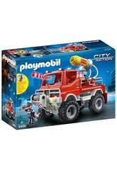Playmobil Tout-terrain 9466