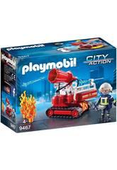 Playmobil Robot di Estinzione 9467