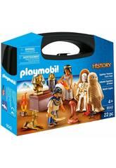 Playmobil Koffer Ägypten 9542