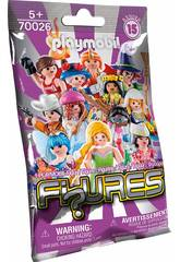 Playmobil-Figures Girls (Serie 15) 70026