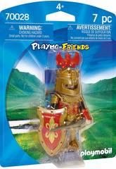 Playmobil Cavaleiro com Armadura 70028