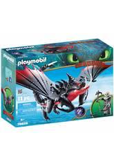 Playmobil Comme Formée a votre Dragón Darde Vénéneux et Criminel 70039
