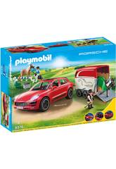 Playmobil Sports & Action Porsche Macan GTS 9376