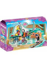 Playmobil Bike & Skate Shop 9402