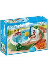 Playmobil Piscine Avec Pompe a Eau 9422