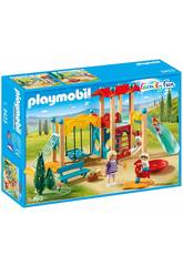 Playmobil FamilyFun Parco giochi dei bambini 9423