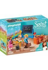 Playmobil Spirit Classe de Mademoiselle Flores 70121