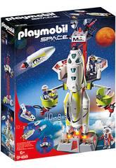 Playmobil Cohete con Plataforma de Lanzamiento 9488