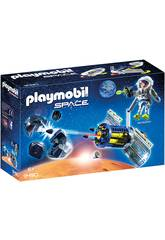 Playmobil Space Satellite distruggi meteoriti 9490