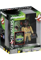 Playmobil Caça Fantasmas Figura Colecionável W. Zeddemore 70171