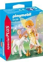 Playmobil Fata del Sole con Unicorno 9438
