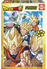 Puzzle 500 Dragon Ball Educa 18216