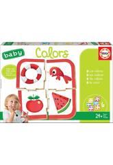Baby Colors Educa 18119