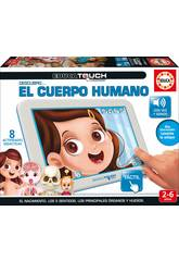 Educa Touch Junior Corpo Umano Educa 16990