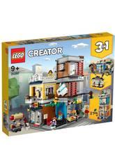 Lego Creator Loja de Animais de Estimação e Cafetaria 31097