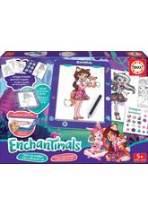 Designtisch Enchantimals Educa 17937
