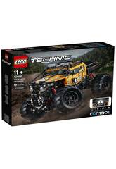 Lego Technic Todo-terreno Radical 4x4 42099