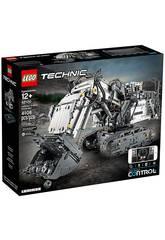 Lego Technic Pelleteuse Liebherr R 9800 42100