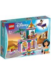 Disney Le avventure nel palazzo di Aladdin e Jasmine 41161