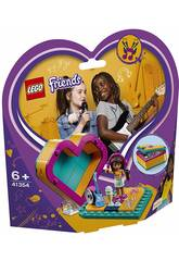 Lego Friends Andreas Herzbox 41354
