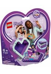 Lego Friends Caixa Coração da Emma 41355