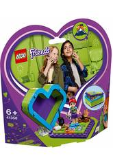 Lego Friends Scatola del Cuore di Mia 41358