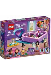 Lego Friends Pack de l'Amitié Boite Coeur 41359